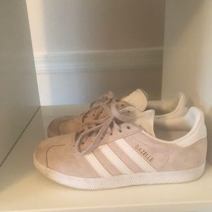 Adidas Gazelle Sneakers Light Pink - Size 7